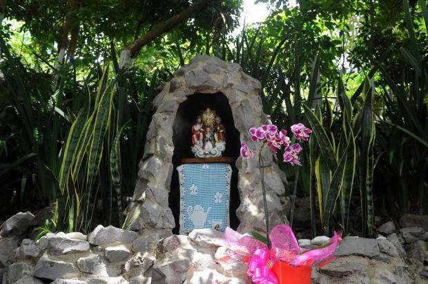 Missa no bairro Kayser, em Caxias, celebrará os seis anos da gruta do Divino Pai Eterno Felipe Nyland/Agencia RBS