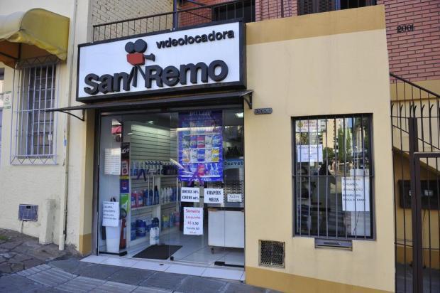 San Remo: de locadora a loja de produtos de limpeza Porthus Junior/Agencia RBS