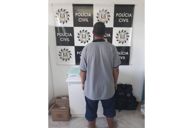Polícia prende quatro por assassinato em São Marcos  Polícia Civil  / Divulgação /Divulgação