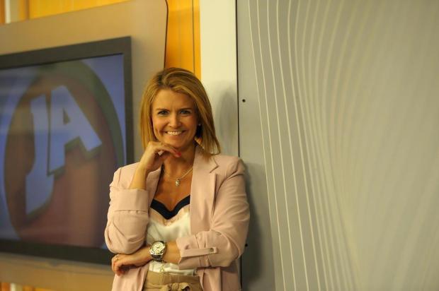 Novidade: Shirlei Paravisi será a nova apresentadora do Jornal do Almoço na Serra Lucas Amorelli/Agencia RBS