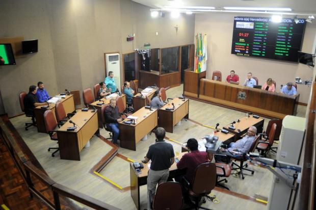 O que está previsto para a primeira sessão ordinária da Câmara de Caxias de 2019 Felipe Nyland/Agencia RBS