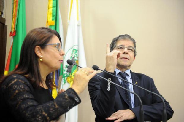 Com vereador surdo, muda a dinâmica das sessões da Câmara de Caxias do Sul Felipe Nyland/Agencia RBS