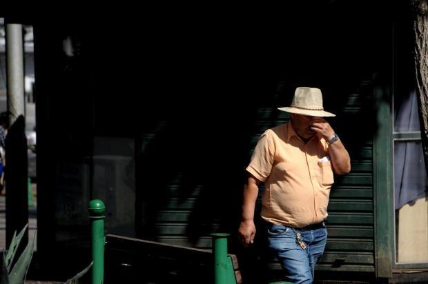Sexta-feira será ensolarada e de temperaturas elevadas Lucas Amorelli/Agencia RBS