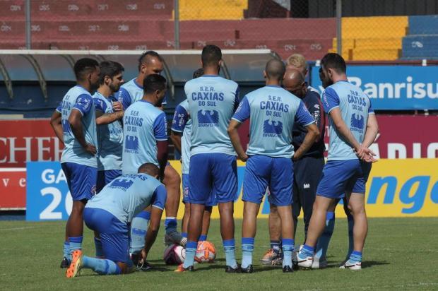 Intervalo: A partir de agora, a dupla Ca-Ju precisa mostrar pelo que vai lutar no Gauchão Lucas Amorelli/Agencia RBS