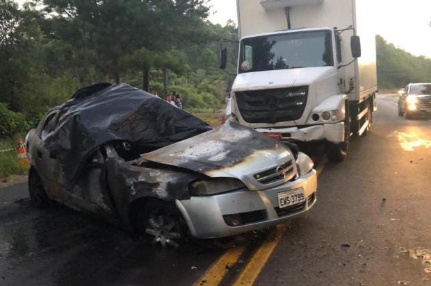 Para família, não há dúvida de que vítimas de acidente na Rota do Sol são primas de São Paulo Porthus Junior/Agencia RBS