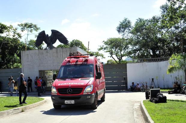 """""""Não é fatalidade"""", diz especialista em incêndio sobre tragédia no Ninho do Urubu Dhavid Normando/Futura Press/Folhapress"""
