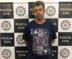 Após 15 meses, assaltante condenado é capturado em Caxias do Sul Polícia Civil / Divulgação/Divulgação
