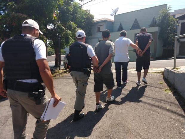 Quem são os detentos que fugiram do presídio de Bento Gonçalves Brigada Militar / Divulgação/Divulgação