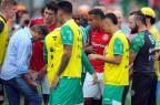 Súmula de Juventude x Inter indica Winck como culpado por confusão no clássico Felipe Nyland/Agencia RBS