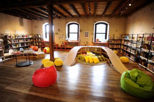 Agenda: Instituto de Leitura Quindim promove oficinas a partir desta quarta Felipe Nyland/Agencia RBS
