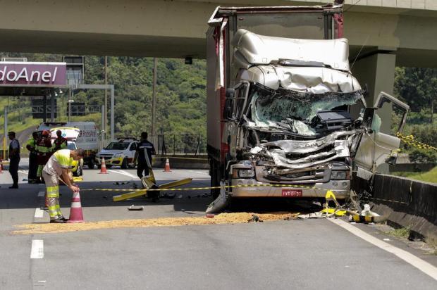 Motorista de caminhão envolvido em acidente que matou Ricardo Boechat retorna a Caxias nesta terça Marcelo Gonçalves/SigmaPress/Estadão Conteúdo