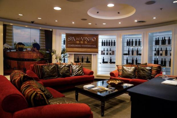 Spa do Vinho lança grife de cosméticos Jefferson Bernardes/divulgação