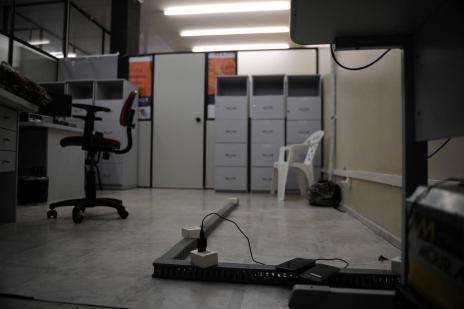 Agência do IPE muda de endereço, mas ainda está sem atendimento (Marcelo Casagrande/Agencia RBS)