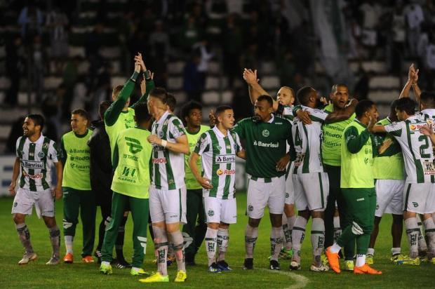 Juventude chega a seis jogos sem vencer no Alfredo Jaconi Porthus Junior/Agencia RBS