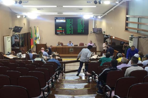 Votação do pedido de impeachment do prefeito de Caxias deve começar após as 16h Juliana Bevilaqua / Agência RBS/Agência RBS