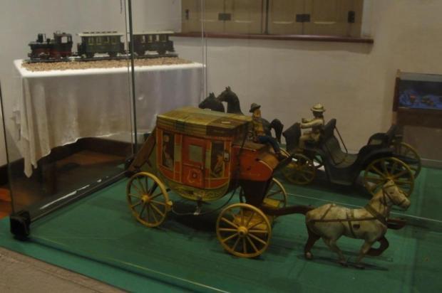 Museu do Imigrante realiza exposição de brinquedos antigos em Bento Gonçalves Deise Formolo/Divulgação