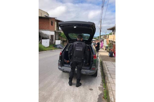 Dívida antiga teria motivado assassinato no bairro Charqueadas, em Caxias do Sul Polícia Civil / Divulgação/Divulgação