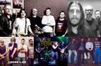 Rock in Drio celebra 25ª edição com shows, neste sábado, em Carlos Barbosa Montagem sobre fotos divulgação/Divulgação
