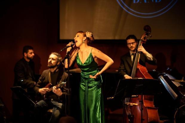 Festa da Uva terá show de jazz em italiano Bruna Marchioro/Divulgação