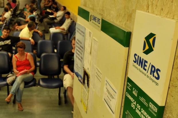 Agendamento para carteiras de trabalho está suspenso pelo site do Sine de Caxias Emílio Pedroso/Agencia RBS