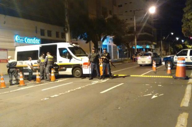 Em Caxias, Balada Segura flagra 39 motoristas sob efeito de álcool Operação Balada Segura/Divulgação