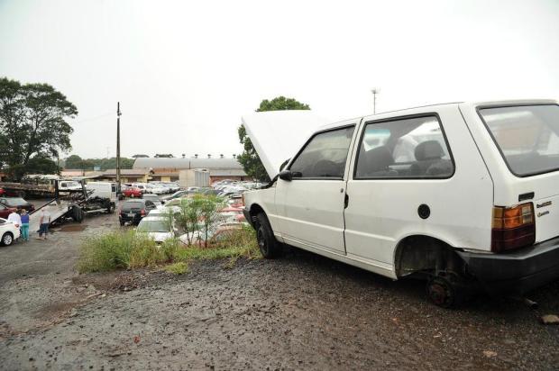 Polícia recupera dois de cada três carros levados por ladrões em Caxias do Sul Antonio Valiente/Agencia RBS