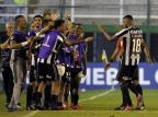 Intervalo: Botafogo é o melhor rival possível para o Ju dentre os grandes do futebol brasileiro JAVIER GONZALEZ TOLEDO/AFP
