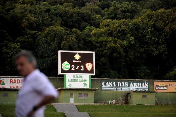 A dificuldade que o Juventude enfrenta quando joga no Alfredo Jaconi Lucas Amorelli/Agencia RBS