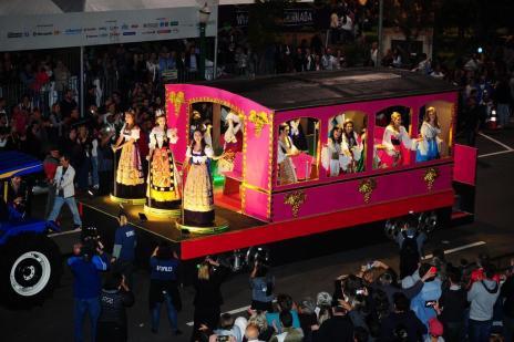 Festa da Uva renegocia pagamento a artistas (Porthus Junior/Agencia RBS)