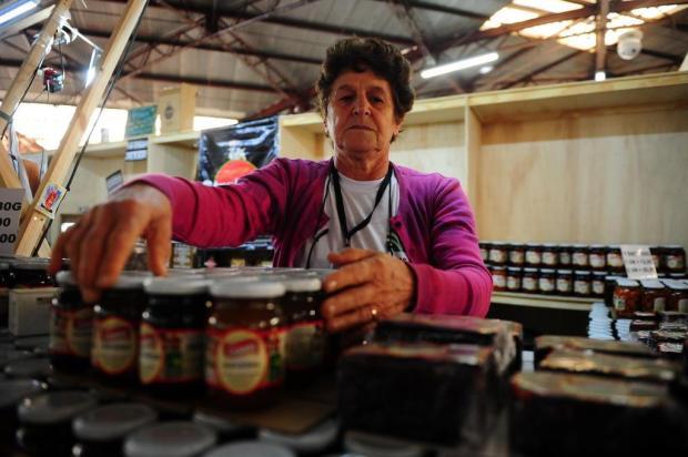 Cerca de 50 agroindústrias familiares expõem produtos na Festa da Uva de 2019 Porthus Junior/Agencia RBS
