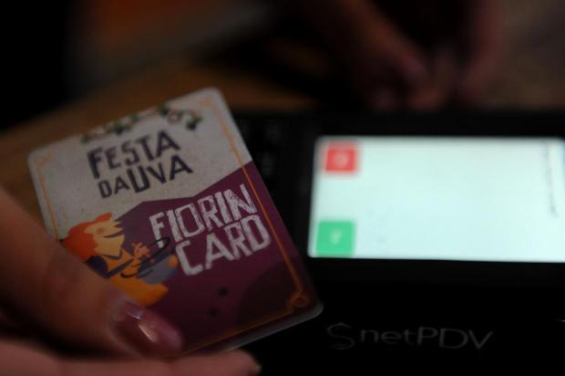 Fiorin Card na Festa da Uva: visitantes, expositores e até funcionários reclamam Marcelo Casagrande/Agencia RBS