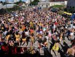 Blocos animam o sábado de carnanal