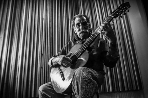 Lucio Yanel, o argentino que transformou a música gaúcha Carlos Macedo/Agencia RBS