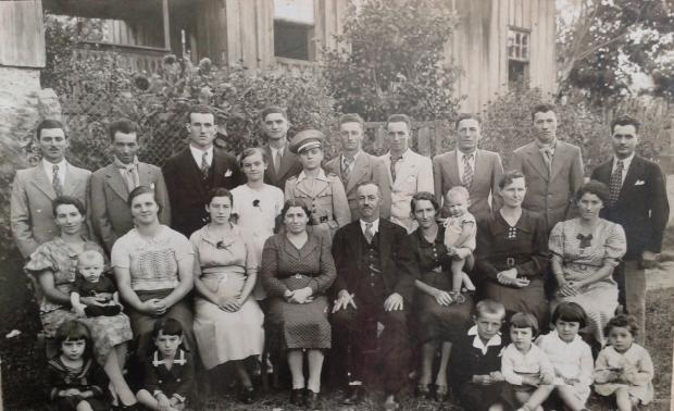 A trajetória do imigrante Ludovico Cavinato Acervo de família / divulgação/divulgação
