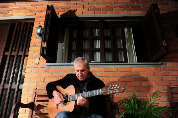 Agenda: Valdir Verona ministra oficina musical, no Sesc Caxias Diogo Sallaberry/Agencia RBS