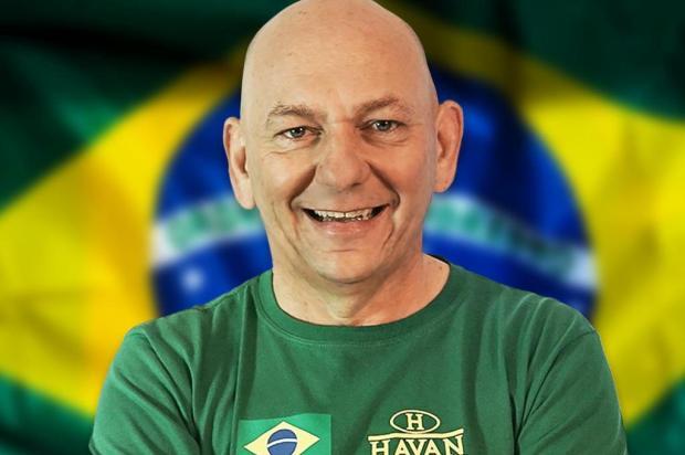 Prestes a abrir loja em Caxias, Luciano Hang estreia na lista de bilionários da Forbes havan/divulgação