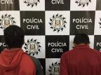 Polícia prende suspeitos de latrocínio em lavagem de veículos em Caxias do Sul Draco/Divulgação