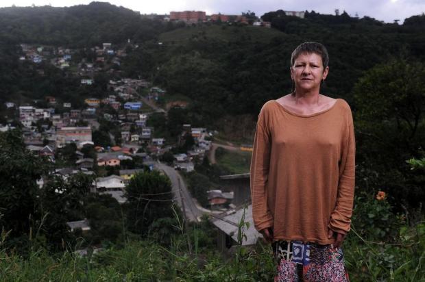 Tania Menezes é liderança na luta comunitária em Caxias do Sul Marcelo Casagrande/Agencia RBS