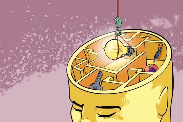 O labirinto da memória: por que lembramos e por que esquecemos? /
