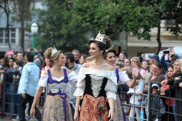 Festa da Uva pode voltar em 2020 Lucas Amorelli/Agencia RBS