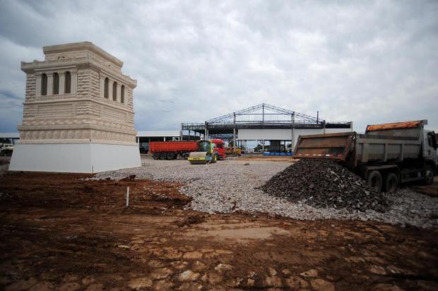 Inauguração da Havan em Caxias está marcada para 27 de abril Felipe Nyland/Agencia RBS