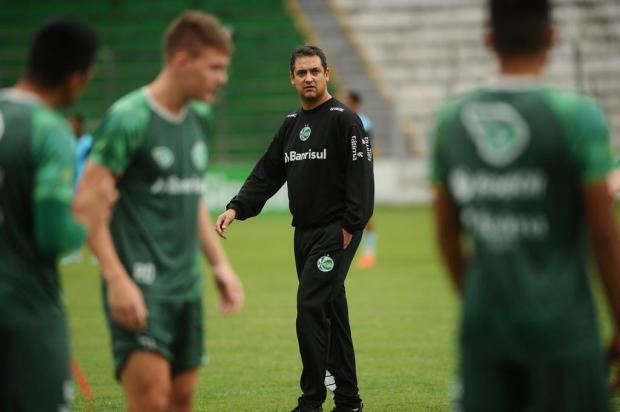 Com treino fechado, Juventude mantém mistério para encarar o Novo Hamburgo Antonio Valiente/Agencia RBS