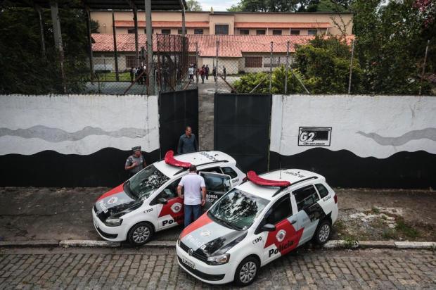 Adolescente exalta atiradores de Suzano nas redes sociais e é levado para delegacia em Vacaria FELIPE RAU/ESTADÃO CONTEÚDO
