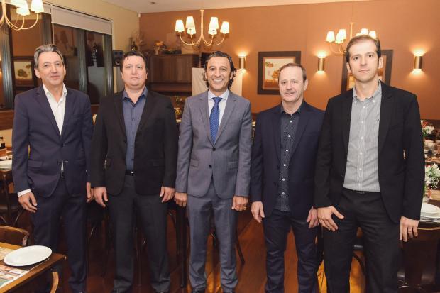 Galeto Di Paolo celebra com sucesso de público seus 25 anos de fundação Luis Henrique Bisol Ramon, divulgação/