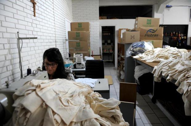 Malharias da Serra se preparam para atender à demanda do inverno Lucas Amorelli/Agencia RBS