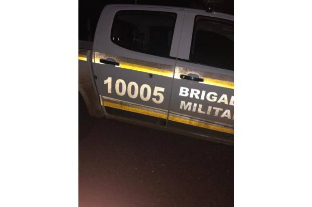 Buscas por ladrões terminam com suspeito morto no interior de Caxias do Sul Brigada Militar / Divulgação/Divulgação