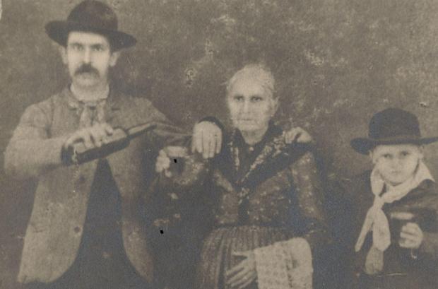 Família Soldatelli realiza encontro para celebrar 200 anos do nascimento da matriarca Giacomo Geremia / Acervo de família, divulgação/Acervo de família, divulgação