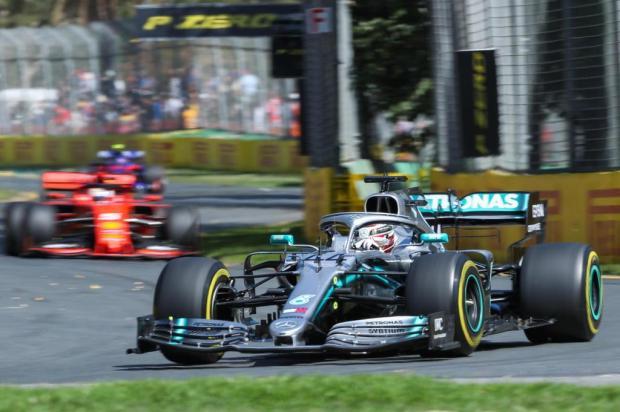 Confira um infográfico especial sobre a história da Fórmula 1 ASANKA BRENDON RATNAYAKE/AFP
