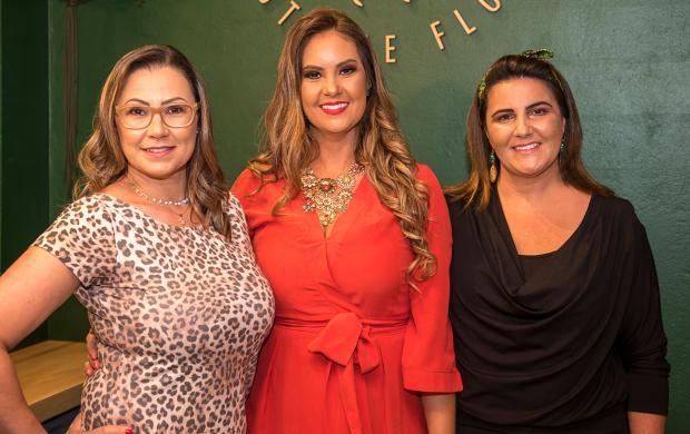 Clarissa Fuchs inaugurou, na quinta-feira, 14, uma boutique floral na Galeria Florida Fabio Grison, divulgação/