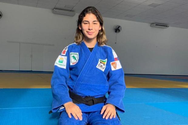 Judoca caxiense viaja para competir na segunda etapa do Circuito Europeu Sub-18 Arquivo pessoal/Divulgação
